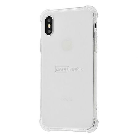 Силикон противоударный WXD iPhone XS Max clear