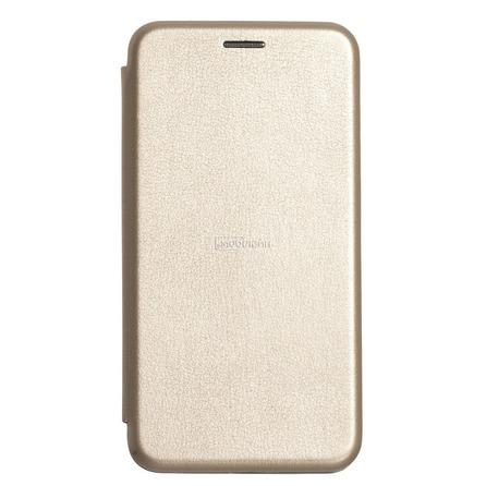 BookCase Samsung A125 gold (360) A12