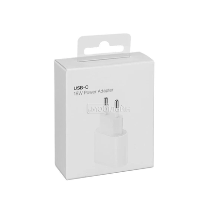 СЗУ USB-C Apple 18W Power Adapter <HQ> (3A/5V)