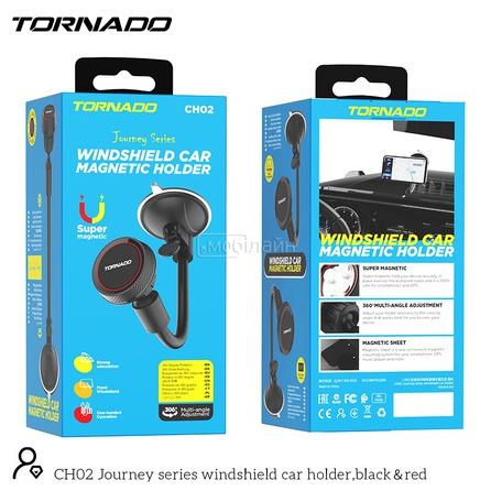 Автодержатель для телефона TORNADO CH02 magnetic