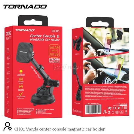 Автодержатель для телефона TORNADO CH01 magnetic