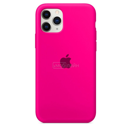 Apple iPhone 11Pro Max shiny pink Silicone LQ