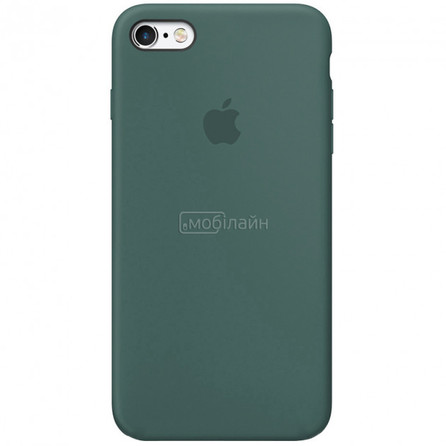 Apple iPhone 6/6S pine green Silicone LQ