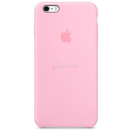 Apple iPhone 6/6S pink Silicone LQ