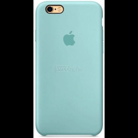 Apple iPhone 6/6S sea blue Silicone LQ