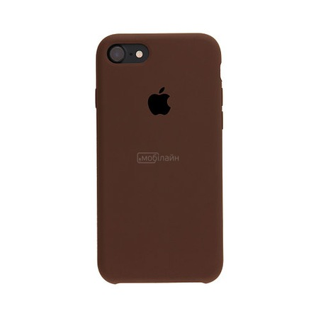 Apple iPhone 7/8 brown Silicone LQ