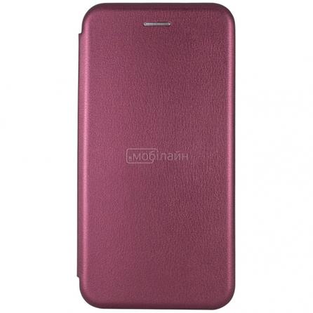 BookCase Xiaomi Redmi Note 7 bordo (360)