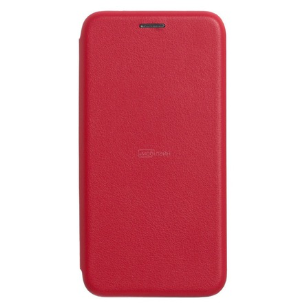 BookCase Xiaomi Redmi Note 9 red (360)