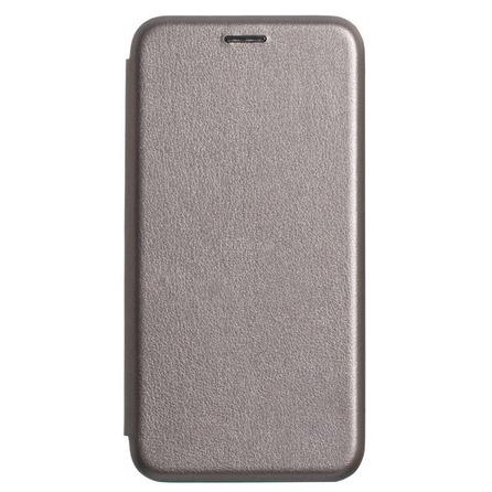 BookCase Xiaomi Redmi Note 9s/9 Pro silver (360)