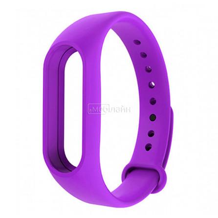 Ремешок Xiaomi Mi Band 3/4 LQ violet