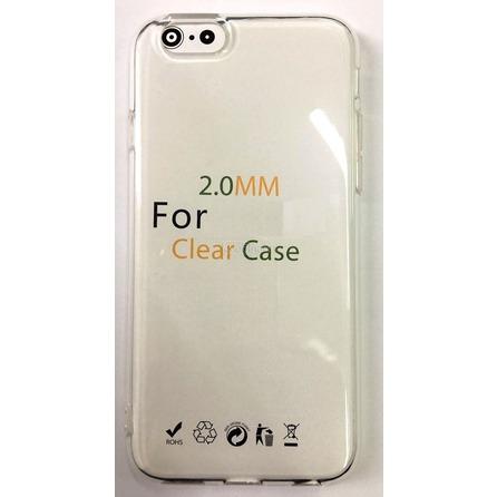 Силикон Jelly Case iPhone XS Max clear (2.0mm)