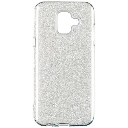 Накладка GLITTER Xiaomi Redmi Note 8 silver
