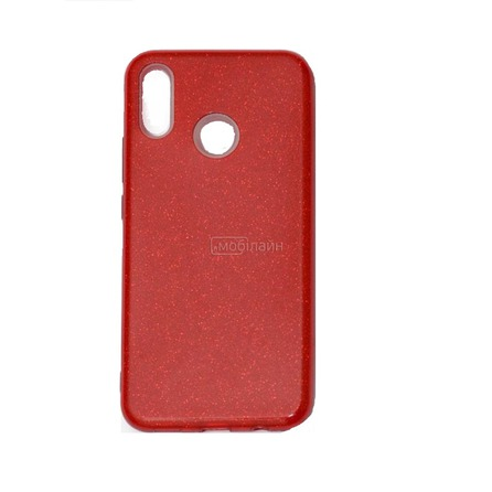 Накладка GLITTER Xiaomi Redmi Note 8 red